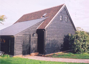 Cart Lodges, The Coach House Range 3