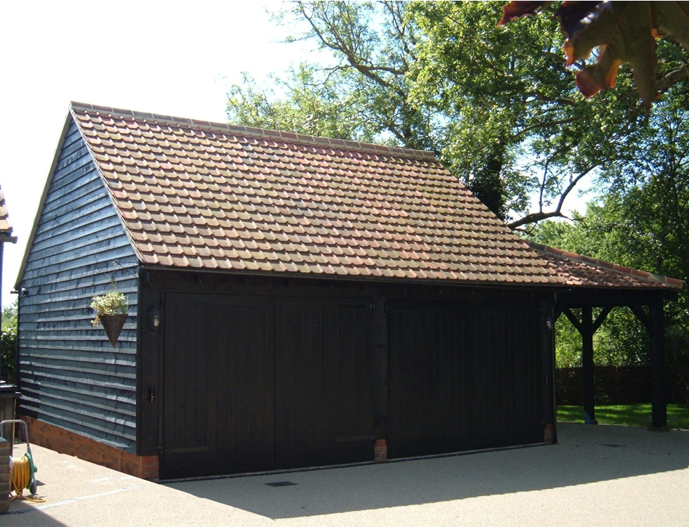 Cart Lodges Coach Houses Timber Garages Timber Framed Buildings Oak And Softwood Planning
