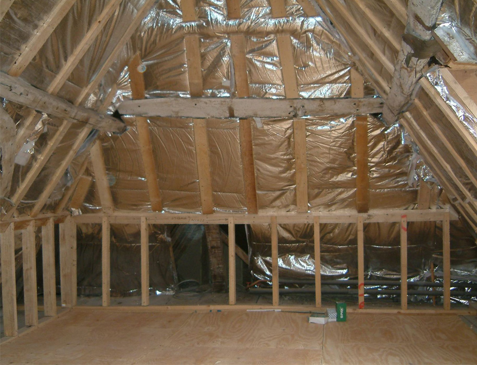 Loft Conversions, Listed Buildings, Period Property, Timber Framed ...